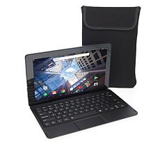 """RCA 11.6"""" HD 16GB Quad-Core Android Tablet w/Keyboard"""