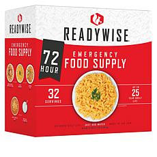 ReadyWise 72 Hour, 32-Meal Emergency Food Supply