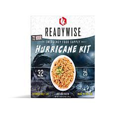 ReadyWise 72-hour Emergency Hurricane Food Kit