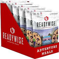 Readywise Daybreak Coconut Blueberry Multi-Grain Case of 6