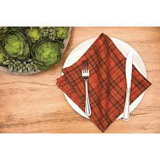 Remington Plaid Napkin Set of 6