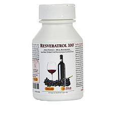 Resveratrol-100 - 30 Capsules