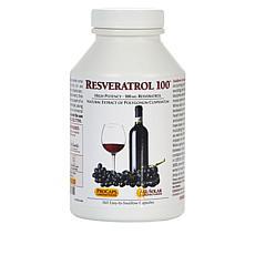 Resveratrol-100 - 360 Capsules