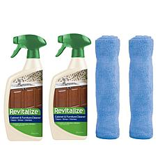 Revitalize 24 oz. Cabinet and Furniture Renewer 2-pack