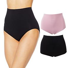 Rhonda Shear 2-pack High-Waist Ahh Brief