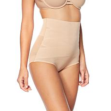 Rhonda Shear High-Waist Crisscross Shaping Brief