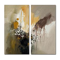 Rio 'Abstract I' Multi-Panel Art Collection
