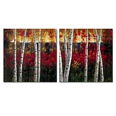 Rio 'Autumn' Multi-Panel Art Collection