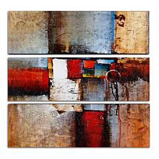 Rio 'Cube Abstract VI' Multi-Panel Art Collection