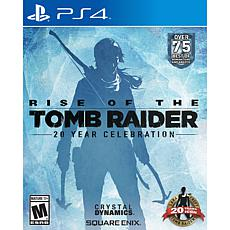 """""""Rise of the Tomb Raider"""" Game - PS4"""