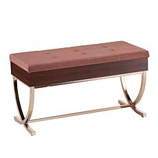 Rothley Tufted Lift-Top Storage Bench