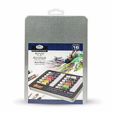 Royal and Langnickel Acrylic Painting Art Set