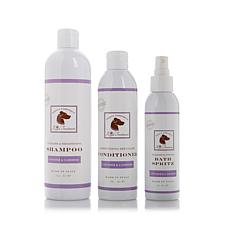 Royal Treatment Shampoo, Spritz & Conditioner Set