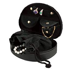 Royce Leather Mini Jewelry Case