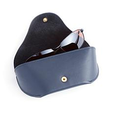 Royce Leather Personalizable Sunglass Case
