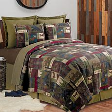 Rutherford Full/Queen Quilt Set