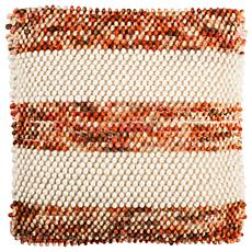 "Safavieh 20"" x 20"" Striped Looped Pillow"