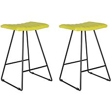 Safavieh Akito Set of 2 Counter Stools