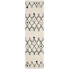 Safavieh Berber Shag Farida Rug - 2-1/4' x 8'