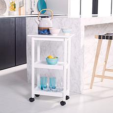 Safavieh Bevin 2-Shelf Kitchen Cart