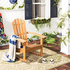 Safavieh Brizio Adirondack Rocking Chair