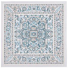 "Safavieh Cabana Aria 6'-7"" Square Indoor/Outdoor Rug"