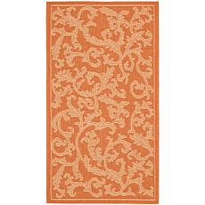 "Safavieh Courtyard Gillian 2' x 3'7"" Rug"