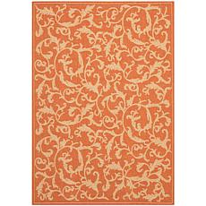 "Safavieh Courtyard Gillian 6'7"" x 9-1/2' Rug"