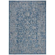 "Safavieh Courtyard Owen 6'-7"" X 9'-6"" Indoor/Outdoor Rug"