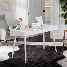 Safavieh Fadri Mid-Century Scandinavian One-Drawer Desk