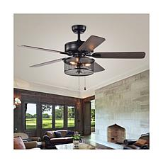 "Safavieh Fredrik 52"" Ceiling Light Fan"