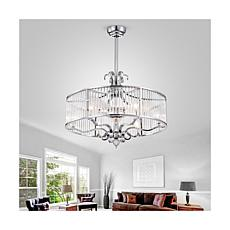 "Safavieh Geneveve 30"" Ceiling Light Fan"