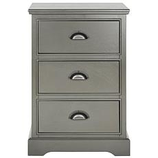 Safavieh Griffin 3 Drawer Side Table