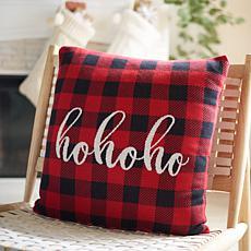 Safavieh Ho Ho Ho Pillow