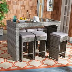 Safavieh Horus 7-piece Outdoor Dining Set
