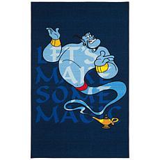 """Safavieh Inspired by Disney's Aladdin Genie 3'3"""" x 5'3"""" Rug"""