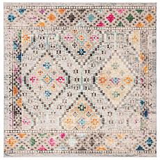 "Safavieh Madison Angelou 6'-7"" x 6'-7"" Square Rug"