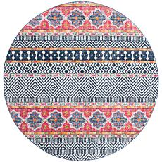 "Safavieh Madison Ashe 6'-7"" x 6'-7"" Round Rug"
