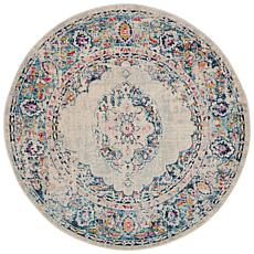 "Safavieh Madison Elton 6'-7"" x 6'-7"" Round Rug"