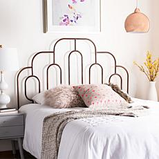 Safavieh Paloma Metal Retro Headboard - Full