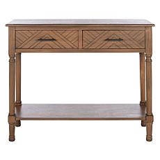 Safavieh Peyton 2-Drawer Console Table