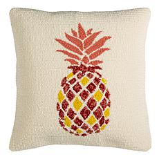 "Safavieh Pure Pineapple 20"" x 20"" Outdoor Pillow"