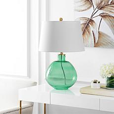 "Safavieh Rasby 27"" Glass Table Lamp"