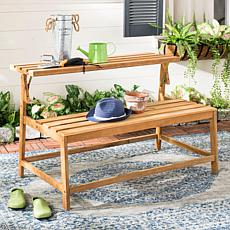 Safavieh Ruben Balcony Bench and Table