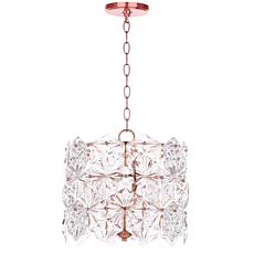"Safavieh Sena 4 Light 14"" Diameter Adjustable Pendant"
