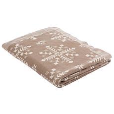 Safavieh Snowflake Throw Blanket