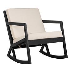 Safavieh Vernon Rocking Chair - Eucalyptus Wood