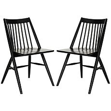 """Safavieh Wren 19"""" Spindle Dining Chair"""
