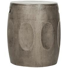 Safavieh Zuri Concrete Accent Table - Gray