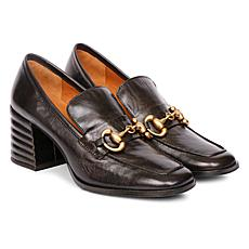 Saint G Valentina Leather Handcrafted Loafer